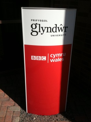 BBC in Wrexham