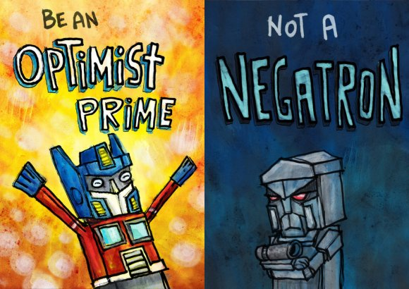 Optimist Prime