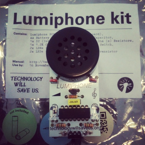 Lumiphone kit