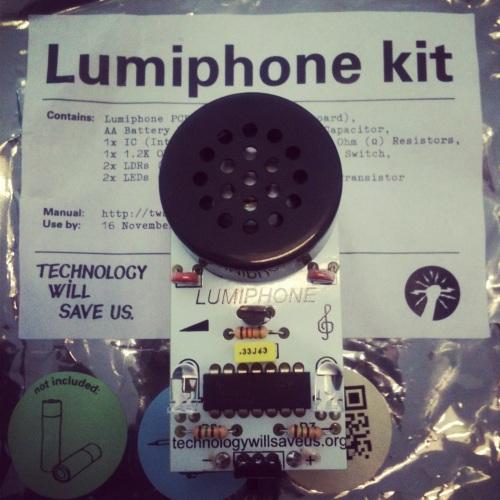 Lumiphone kit
