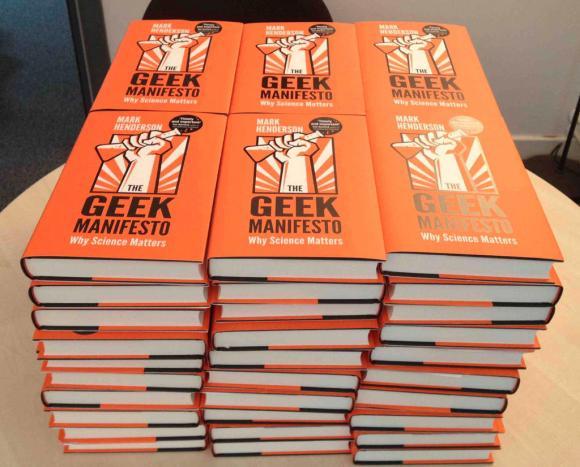 Geek Manifesto x 60