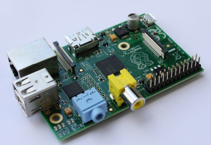 Raspberry Pi Rev2